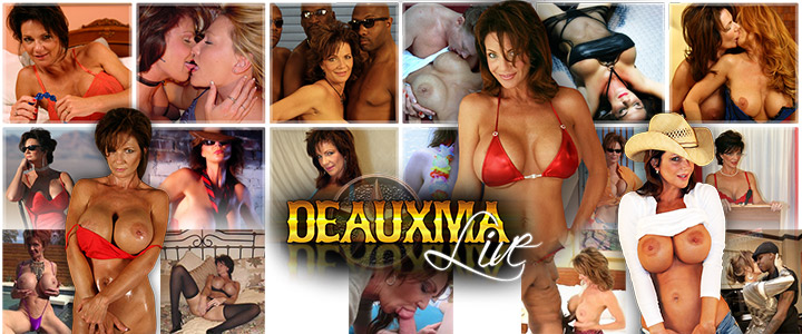Fake Titty Grandma Deauxma