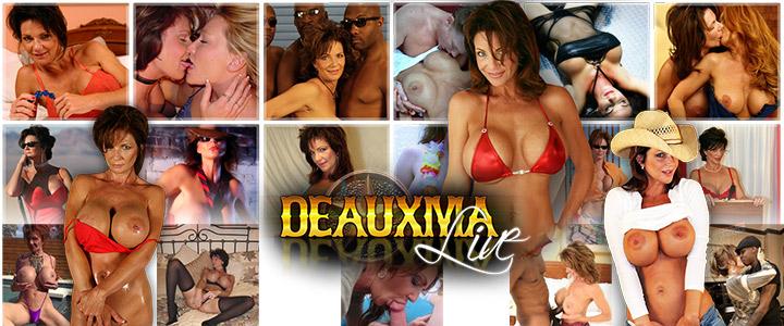 Fake Titty Grandma Deauxma