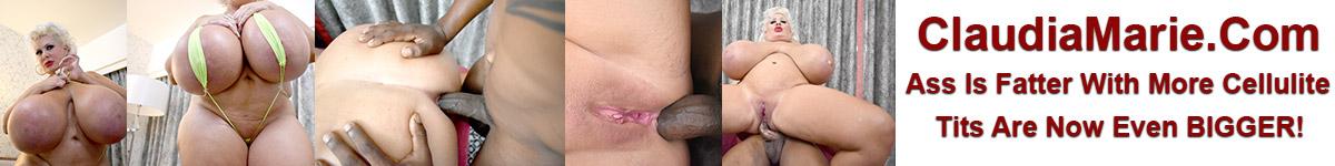 Fake Tit Pornstar Prostitute Claudia Marie